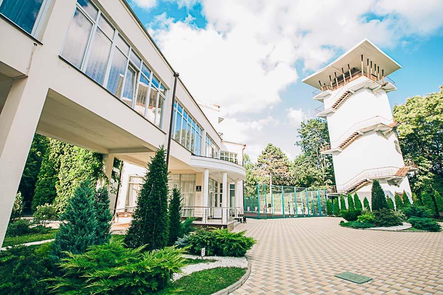 санаторный комплекс